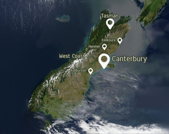map-canterbury